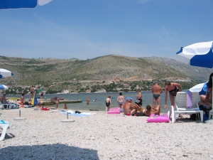 Dubrovnik ja lertsan ranta