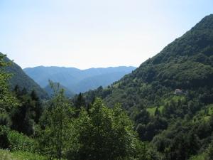 Slovenian vuoristoa