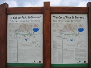 Col du Petit St Bernard