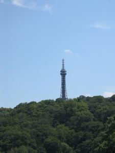 Prahan näköalatorni