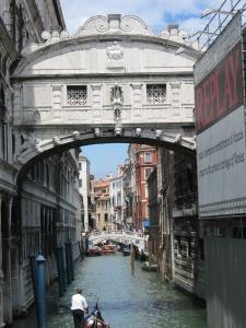 Ponte dei Saspiri eli Huokausten silta