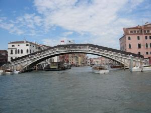Scalzin silta Grande Canalin ylitse
