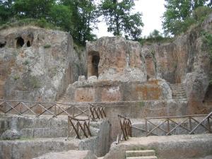 Etruskien temppeli