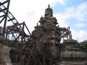 Disneylandin huvituksia