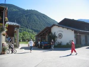 Camping Le Versoyen