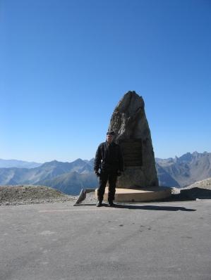 Col de Bonetten huipulta