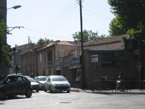 Aix-en-Provence ja rengasliike