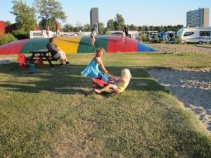 Camping Absalon, Kööpenhamina