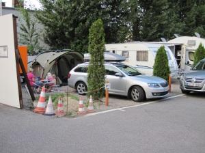 Hampuri ja Camping Buchholz