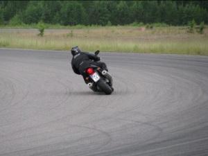 Bläkkärillä Motoparkissa 2008