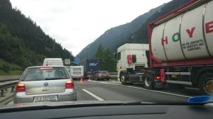 Hollantilaisen ranskalainen veturi sanonut työsopimuksensa irti ennen Gotthardin tunnelia.