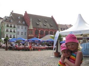 Visiitillä Freiburgissa