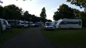 Camping Stuttgart - sekalaista seurakuntaa