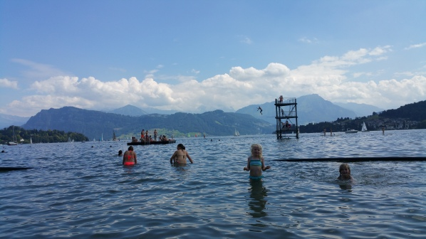 Lido Luzernin ranta