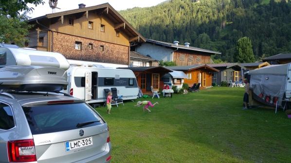 Hollersbach Dorfcamping