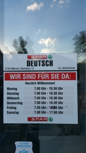 Jep jep. Se Itävallan huono puoli.