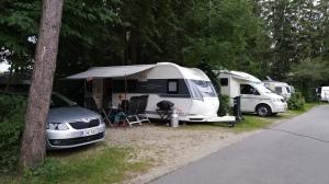Salzburg - Camping Nord-Sam
