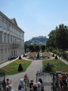 Salzburg - Schloss Mirabell