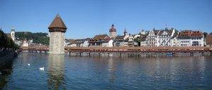 Luzernin keskustasta