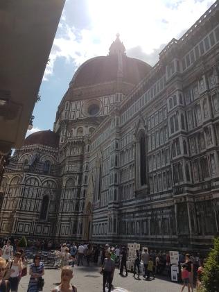 Firenze - Isolla kirkolla