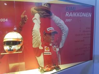 Toistaiseksi viimeinen Ferrarin F1 mestari