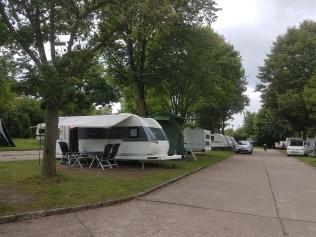 Camping Dresden-Mockritz - kaltevat paikat