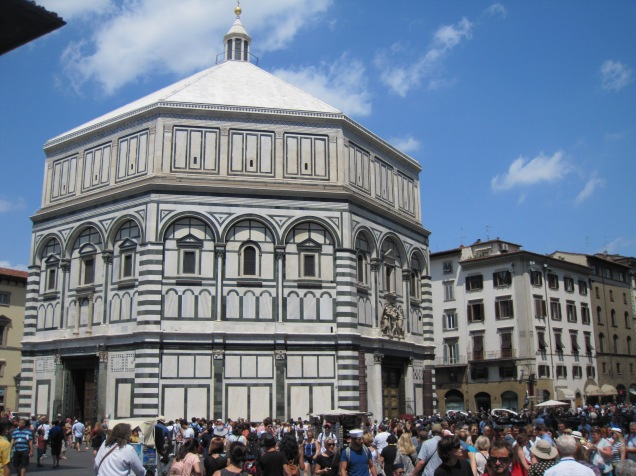 Firenze -Baptistry