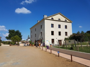 Camping Sites & Paysages de l'Etang - entinen viinitila