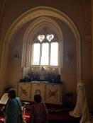 Cháteau de Brissac - kappelista