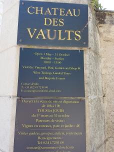 Domaine de Closel - Chateau des Vaults