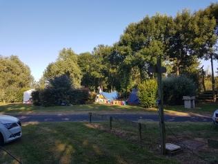 Camping Port'land - alueella oli useampi lasten- ja nuorten leiri