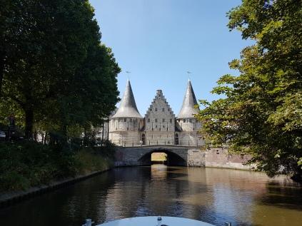Gent - kanavaristeilyltä