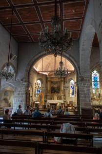 Mont Saint-Michel - Eglise Paroissiale Saint-Pierre