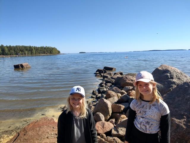 Hamina Camping Pitkäthiekat
