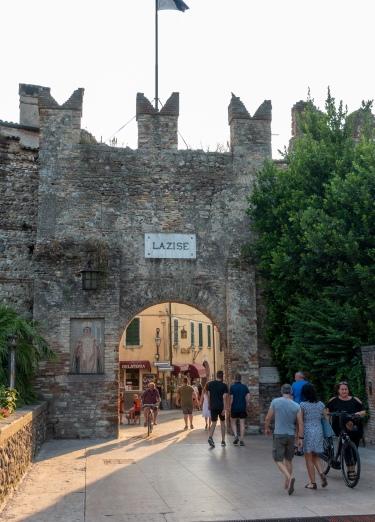 Lazise - muurin portti