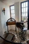 Rheinstein Castle - pyykinhuoltovälineistöä