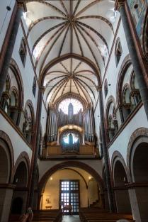 Boppard - Basilika minor St. Severus