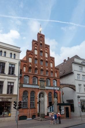 Lübeck Sailors' Guildhall