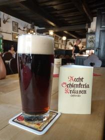 Bamberg on olutkaupunki, erikoisuutena savuolut