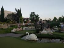 Piani di Clodia - perinteinen golf-tirnaus