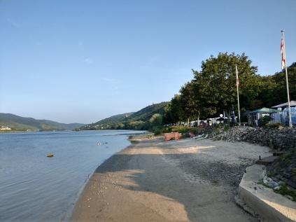 Camping Sonnenstrand - vaunuilla ihanne sijainti rannassa