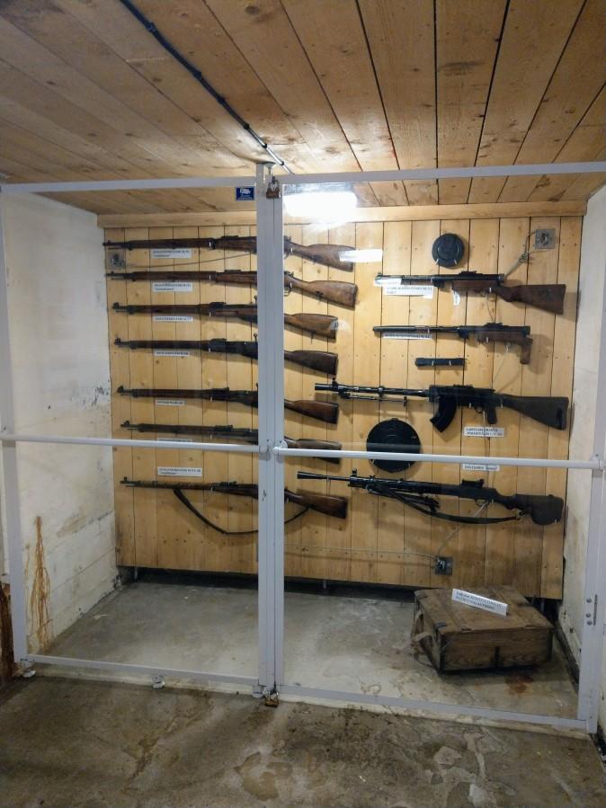 Salpalinja-museo