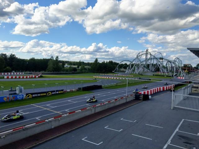 Mika Salo Circuit