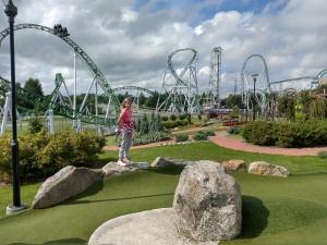 Powerpark - minigolf